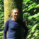 Ouvrier sylvicole à la coopérative Nord Seine Forêt