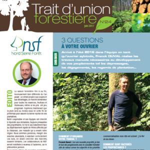 Trait Union Forestiere