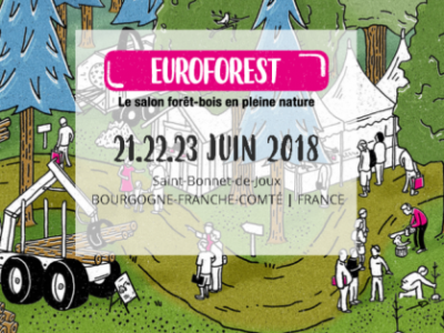 Euroforest 2018 date à retenir