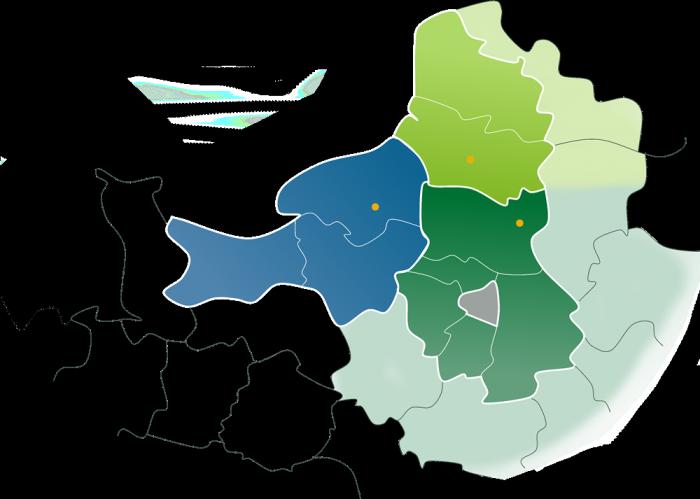 Carte territorialité coopérative forestière Nord Seine Forêt 2a