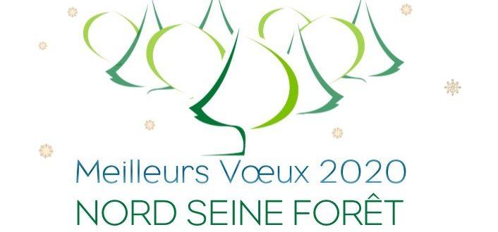 Meilleurs Voeux 2020 - Nord Seine Forêt 2a