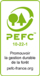Certification PEFC Gestion durable - Nord Seine Forêt 2a